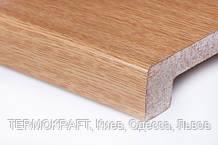 Подоконник Topalit Натуральный дуб (044) 450 мм
