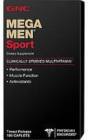 GNC Mega Men Sport 180 caplets, фото 1