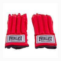 Снарядные перчатки шингарты EVERLAST DX EVER (р.XL, красный)