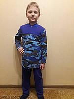 Пижама для мальчиков трикотажная.