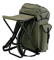 Рюкзак DAM  со стульчиком  40х38х55см