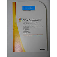 Microsoft Office 2007 Базовый Русский OEM