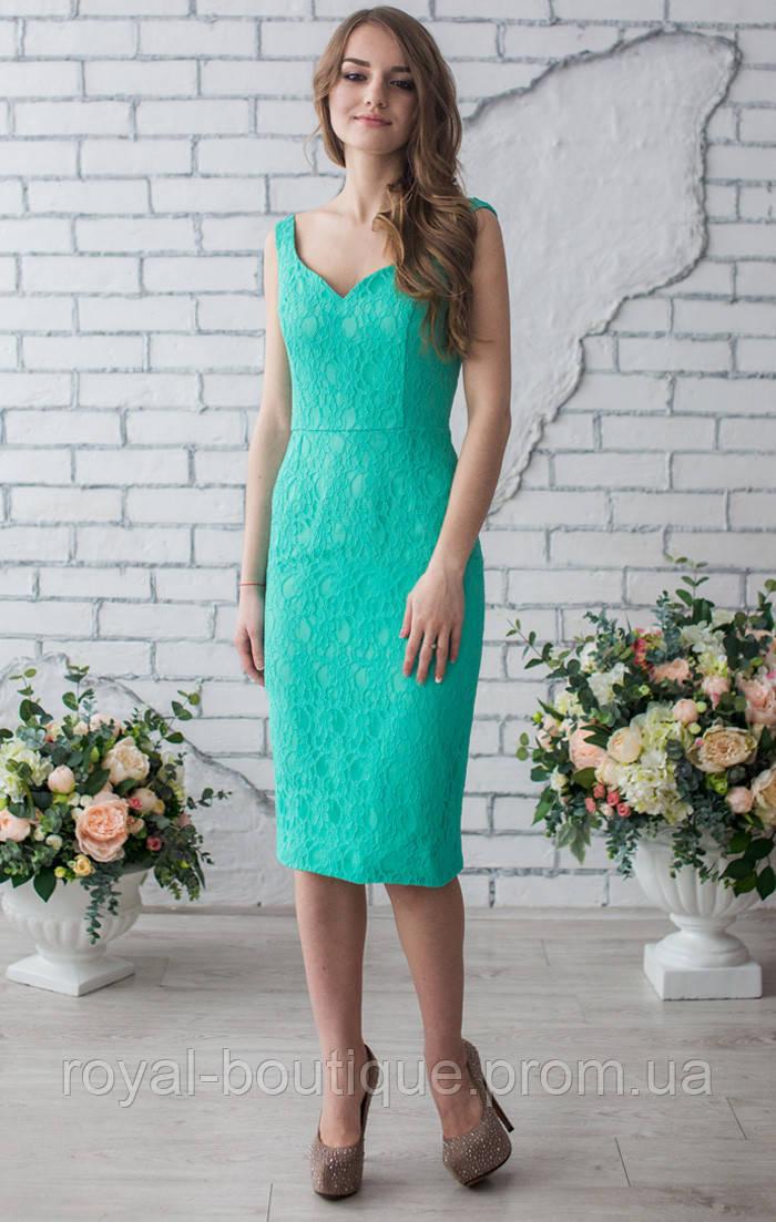 2327576a590 Коктейльное платье футляр - Магазин женской одежды «Роял-бутик» в Белой  Церкви