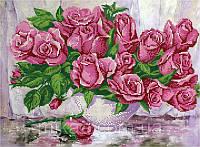 """Схема для вышивки бисером """"Любимые цветы"""""""