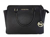 Женская сумка в стиле Michael Kors (черная) №5912