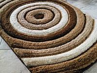 Набор ковриков для ванной и туалета Confetti 100*60 см и 50*60см