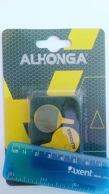 Дисковые тормозные колодки велосипеда №04 Alhonga