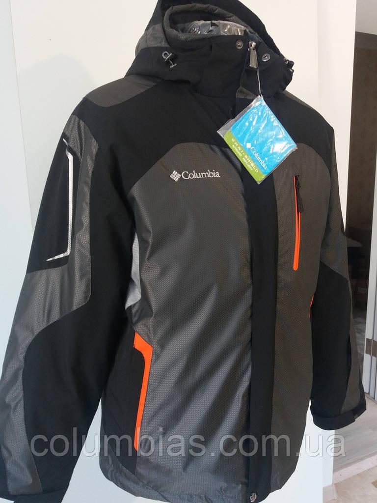 Зимняя лыжная куртка мужская Columbua  продажа, цена в ... 7f5453b7559