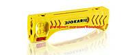 Нож для снятия изоляции с кабелей JOKARI Top Coax (Германия)