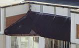 Козырёк над балконом, фото 2