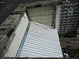 Козырёк над балконом, фото 3