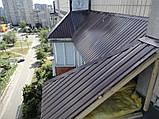 Козырёк над балконом, фото 5