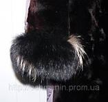 Изготовление манжетов на рукавах в шубе, фото 3