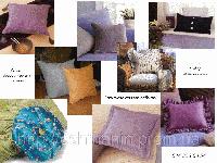 Пошив декоративных подушек от