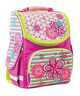 Рюкзак каркасний Smart  PG-11 1 Вересня Flowers 553322