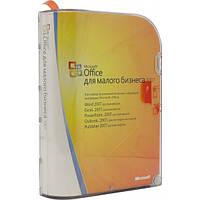 Microsoft Office 2007 Для малого бизнесса Украинский V2 MLK OEM (9QA-01550)