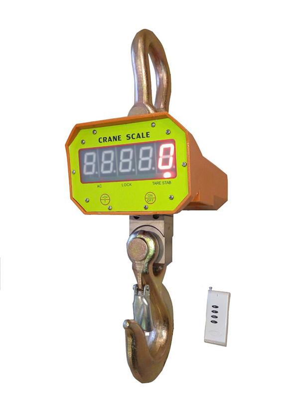 Весы крановые подвесные OCS-5t-XZC2