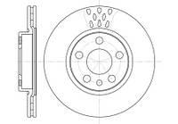 Тормозной диск передний Expert / Scudo / Jumpy (95-02) R14 ROADHOUSE RH 6442.11