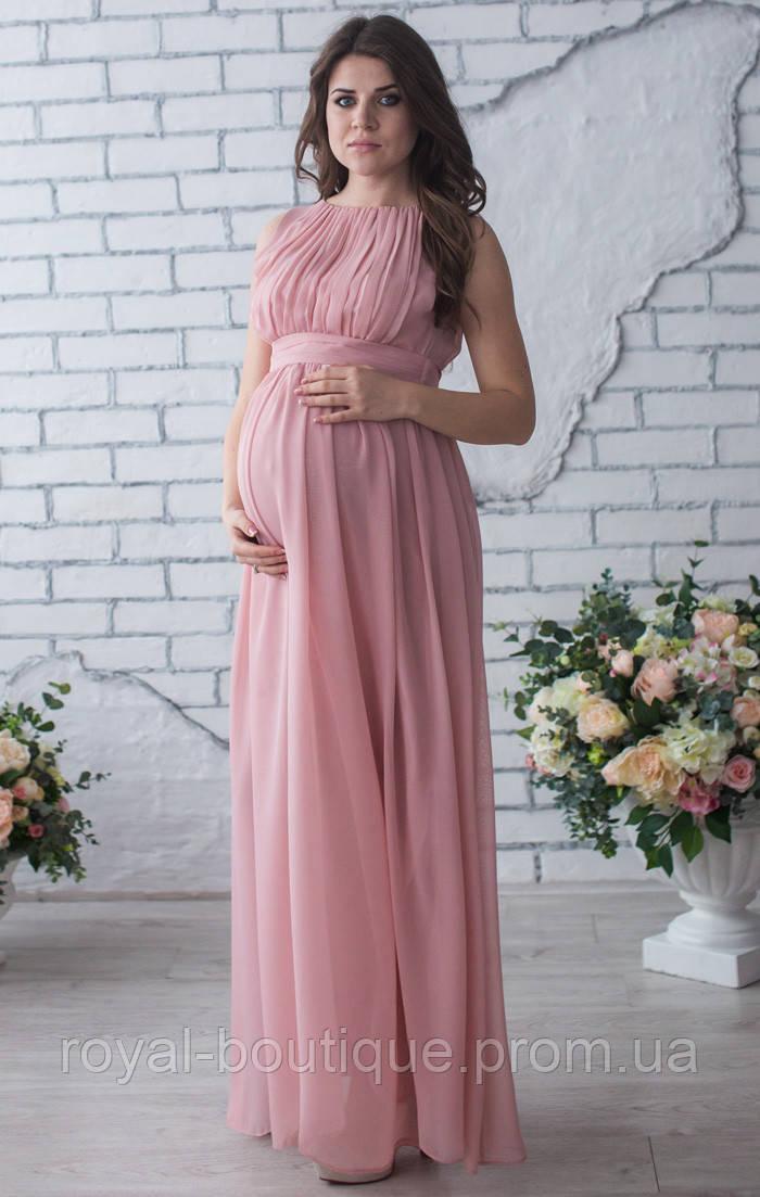 0529edbaf1e Платье в пол для беременных - Магазин женской одежды «Роял-бутик» в Белой