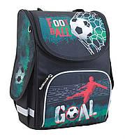 Рюкзак каркасний Smart  PG-11 1 Вересня Green football 553419