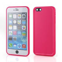 Кожаный чехол для iphone 5, 5s, SE, Original, leather Розовой , фото 1