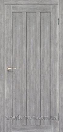 Двери Корфад Napoli NP-04 эш-вайт глухое, фото 2
