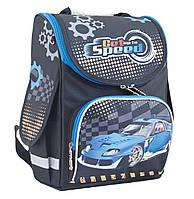 Рюкзак каркасний Smart  PG-11 1 Вересня Blue car 553424