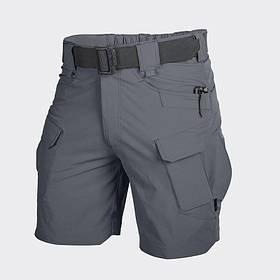 Шорты OTS® 8,5 - Nylon - Shadow Grey ||SP-OTS-NL-35
