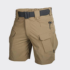 "Шорты Outdoor Tactical 8,5"" - Nylon - Mud Brown"