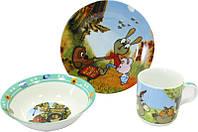 Детский набор посуды Винни-Пух