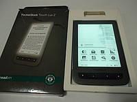 Электронная книга PocketBook 626 touch lux 2 dark grey #149e