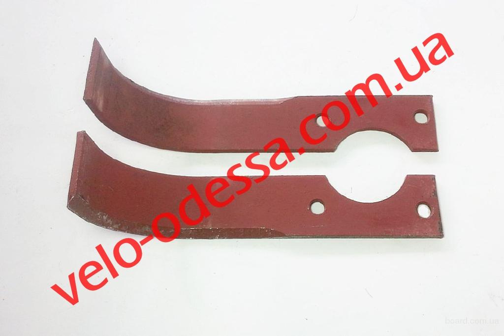Комплект ножей для фрезы к мотоблоку НТ-105 Зубр Кентавр Булат Форте Зирка
