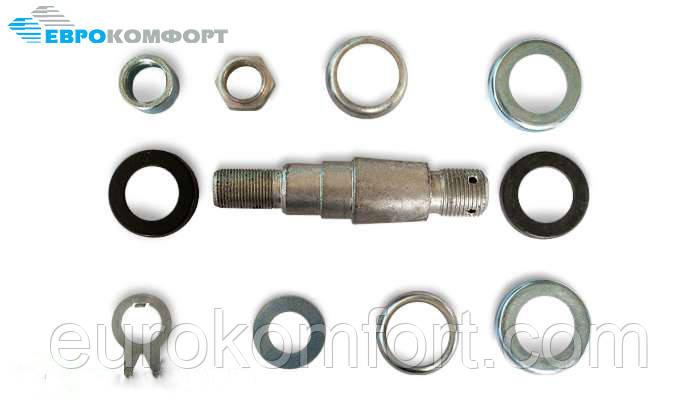 Ремкомплект гидроцилиндра рулевого МТЗ Ц50-3405215 с пальцем 102-3405103