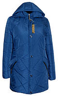 Куртка демисезонная 10-81 - синий: 54,56,58,60,62,64,66,68,70