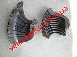 Комплект ножей для фрезы к мотоблоку Зубр Форте Кентавр Зирка PS-Q70/PS Q74