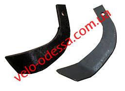 Комплект ножей для фрезы к мотоблоку  Q78-Q79  8л.с 10л.с Зубр Зирка Кентавр Форте Булат