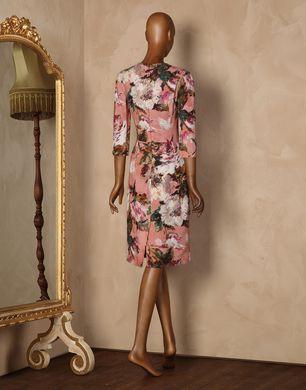 Платье Розы Dolce&Gabbana