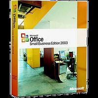 Microsoft Office 2003 Для малого бизнесса Русский OEM (W87-00934)