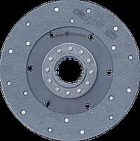 Диск ведомый главной муфты сцепления Т-16 ДСШ 14.21.021-2