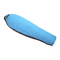 Спальный мешок зимний RedPoint Corbett R left (голубой/черный), фото 1