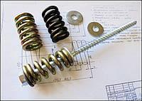 Изготовление пружин в пружинный узел Сила для сборки срубов