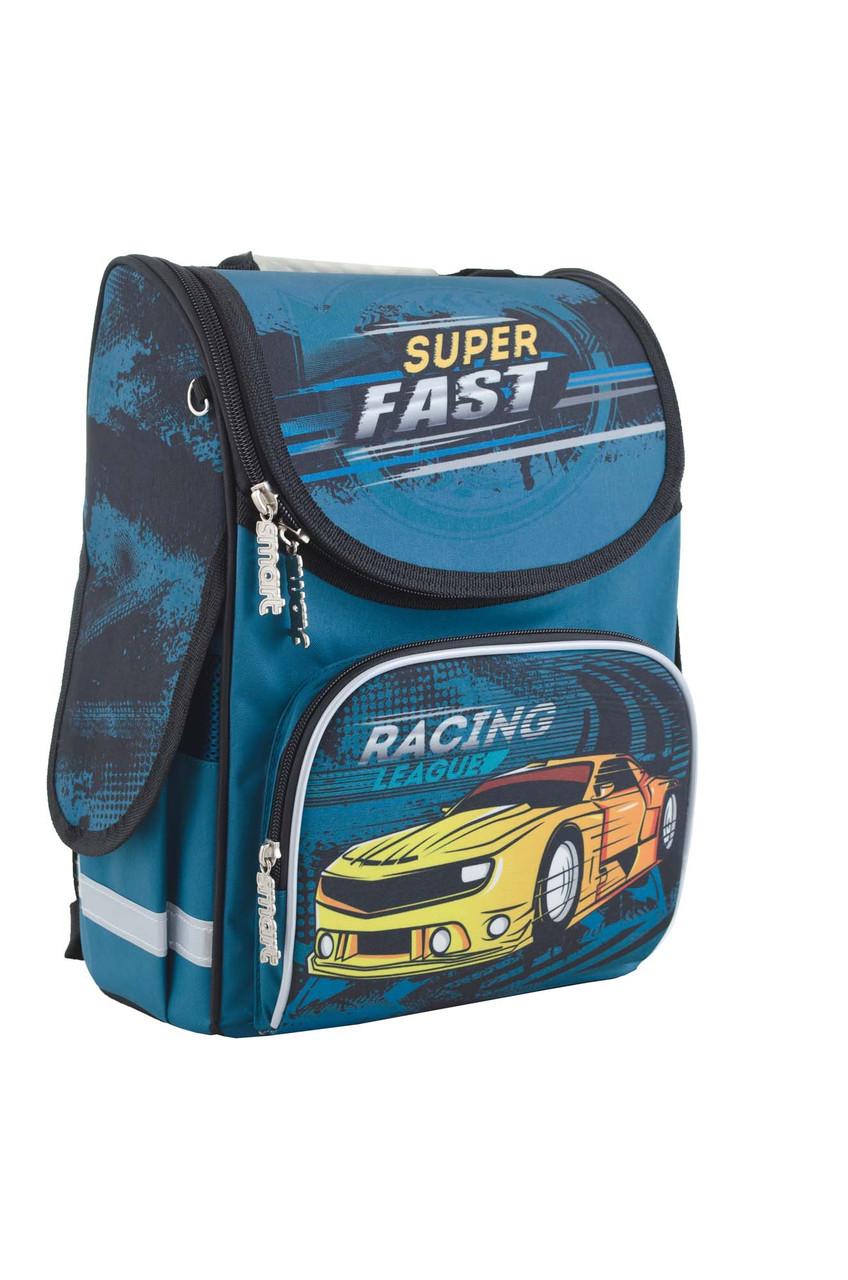8ac9433043b4 Рюкзак каркасний Smart PG-11 1 Вересня Superfast 553415, 1 Вересня ...