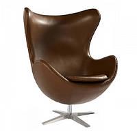 Кресло ЭГГ коричневый (СДМ мебель-ТМ)