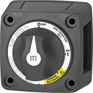 Выключатель массы Blue Sea 6011 m-series