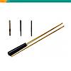 Набор для чистки пневматики 4.5 мм, шомпол, 3 ерша, упаковка ПВХ (04001)