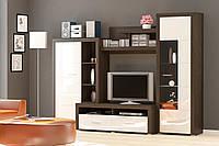 Неон 1 гостиная (Мебель-Сервис) 3000х605х2180 мм