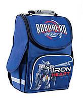 Рюкзак каркасний Smart PG-11 1 Вересня Robo Hero 553417