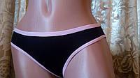 Хлопковые трусики женские, Турция. Недорогое  качественное нижнее белье оптом и в розницу.