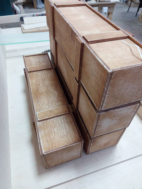 Коробки и ящики 14
