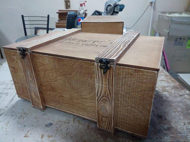 Коробки и ящики 19